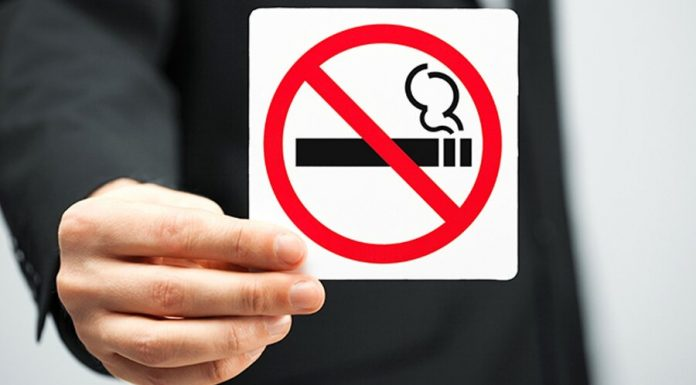 The oncologist called nonsense safety from COVID-19 while Smoking