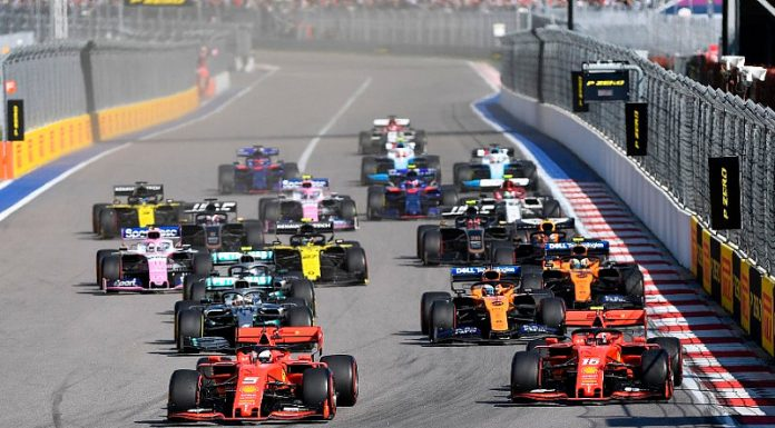 """The organizers of the Grand Prix """"Formula 1"""" in Sochi is not going to cancel the race"""