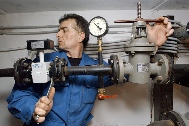 The testimony of individual meters will take into account in the calculation for heating