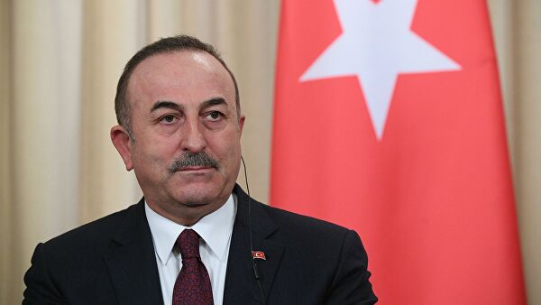 The Turkish foreign Minister accused the UN security Council in a belated reaction to the pandemic COVID 19