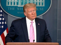 the United States will help Mexico to reduce oil production by assuming some of its liabilities. We are talking about 250-300 thousand barrels per day (b/c), said Friday the President of the United States Donald trump