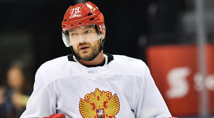 The world champion on hockey Andrei Markov ended his career at 41