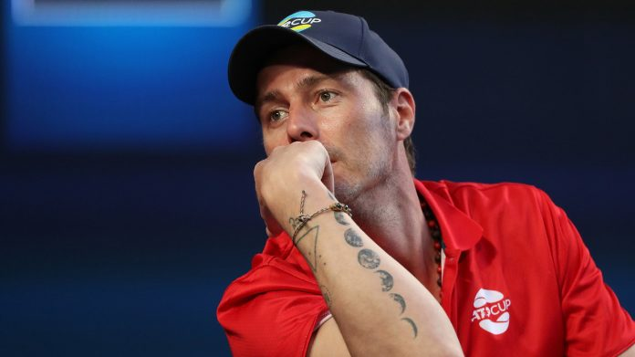 Theyre preparing people for microchip implants Tennis legend Marat Safin shares coronavirus conspiracy theory