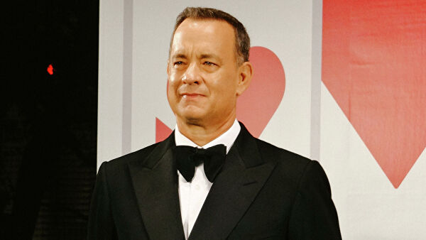 Tom Hanks wrote a letter to the boy Crown from Australia