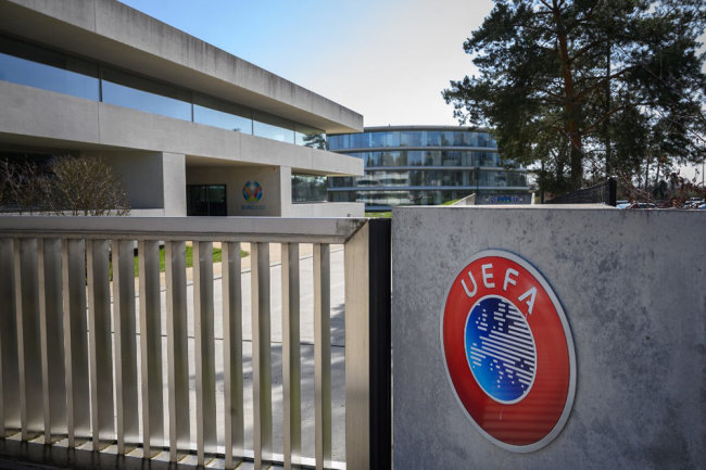 UEFA has denied a possible reduction in the number of cities hosting Euro