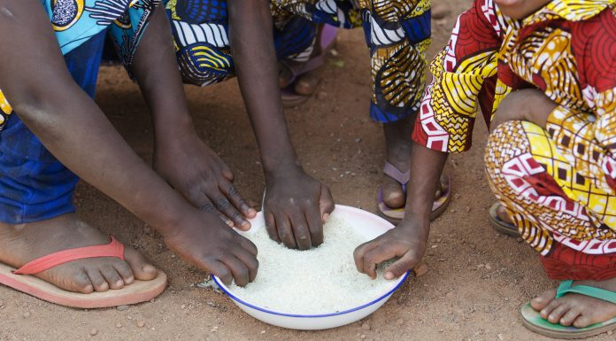 UN Further dissemination COVID 19 threatened by hunger in West Africa