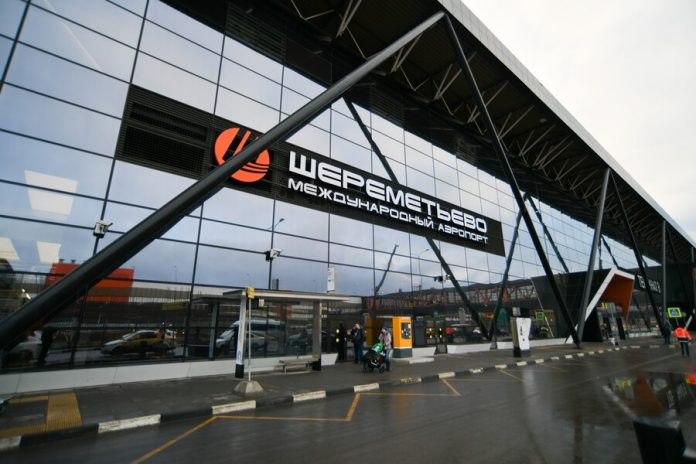 Violator of the regime of self-isolation was found by police at Sheremetyevo airport