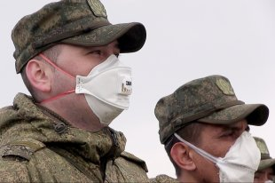 photo: Ministry of defence of the Russian Federation/TASS