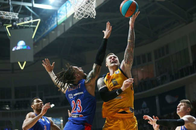 Who will announce the champion of Russia on basketball
