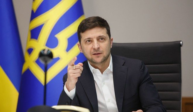 Zelensky said the terms of lifting the quarantine