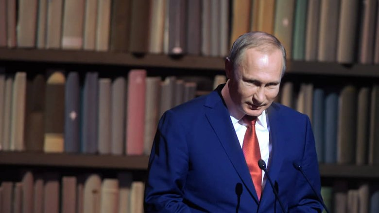 The Article S Thesis Of Vladimir Putin For The National Interest About The Second World War Kxan 36 Daily News