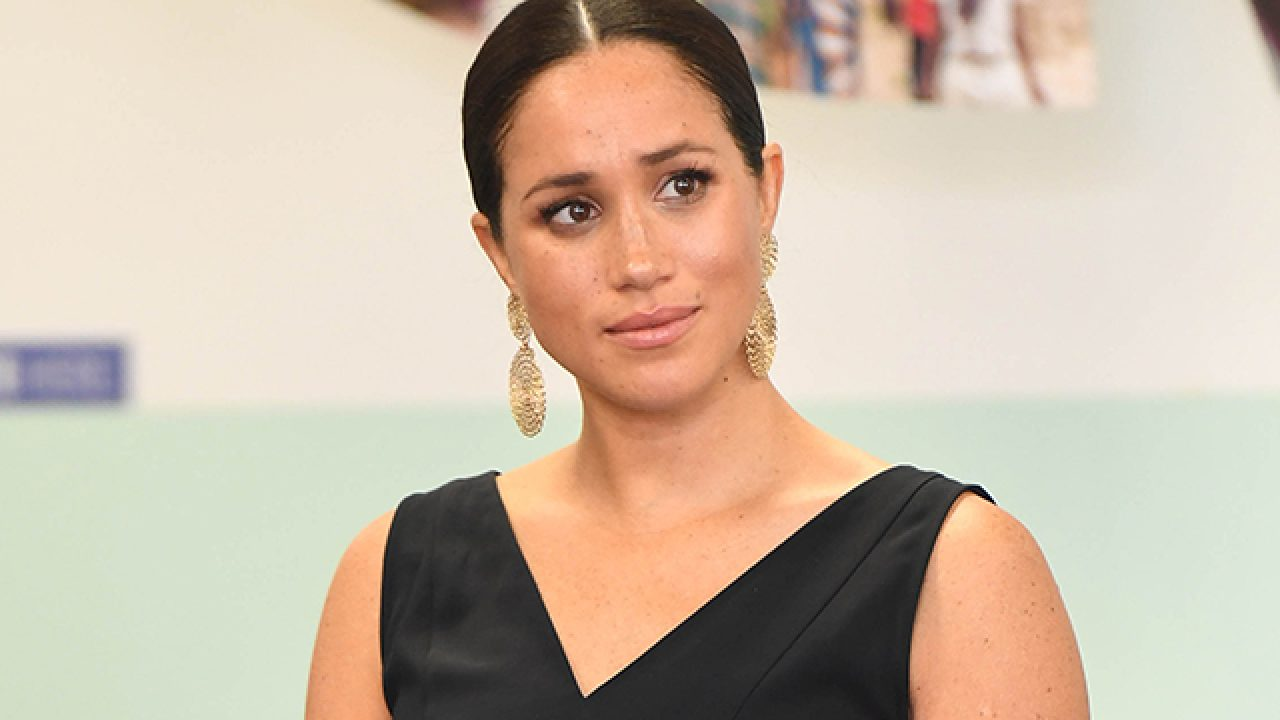 Meghan Markle was upset about the silence of the Royal Palace at ...